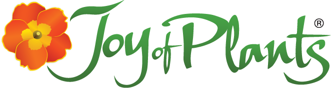 Joy of Plants logo registered